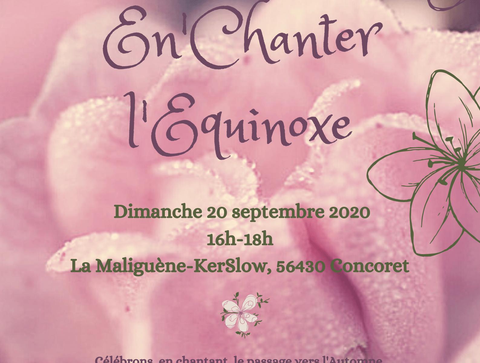 Evenement artistique - Chant sacré- Ecolieu