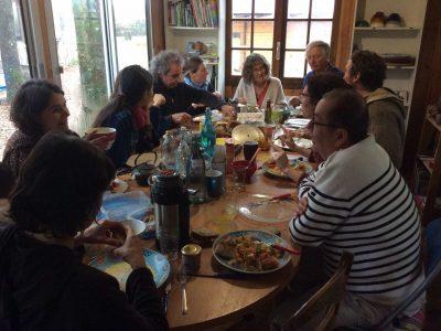 maliguene broceliande Essentiel partage vegetarisme cicuits courts simplicité